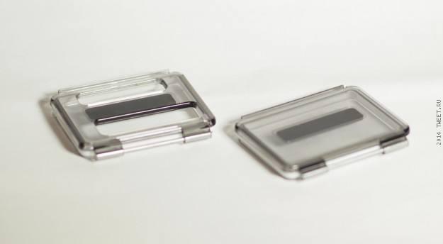 Комплект задних крышек для экшн-камеры GoPro Hero (CHDHA-301)