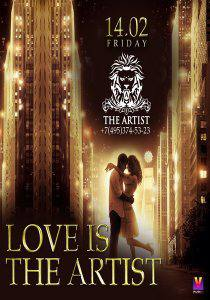 Love is the Artist