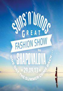 SHAPOVALOVA FASHION SHOW