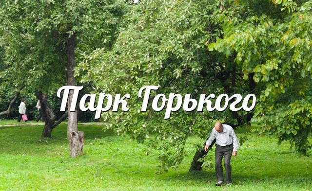 ЦПКиО им. Горького  class=