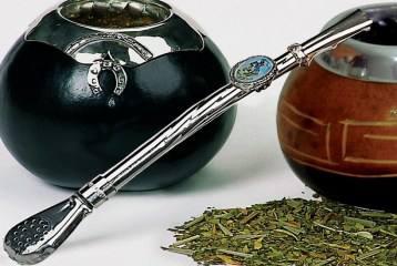 Ритуал чаепития матэ