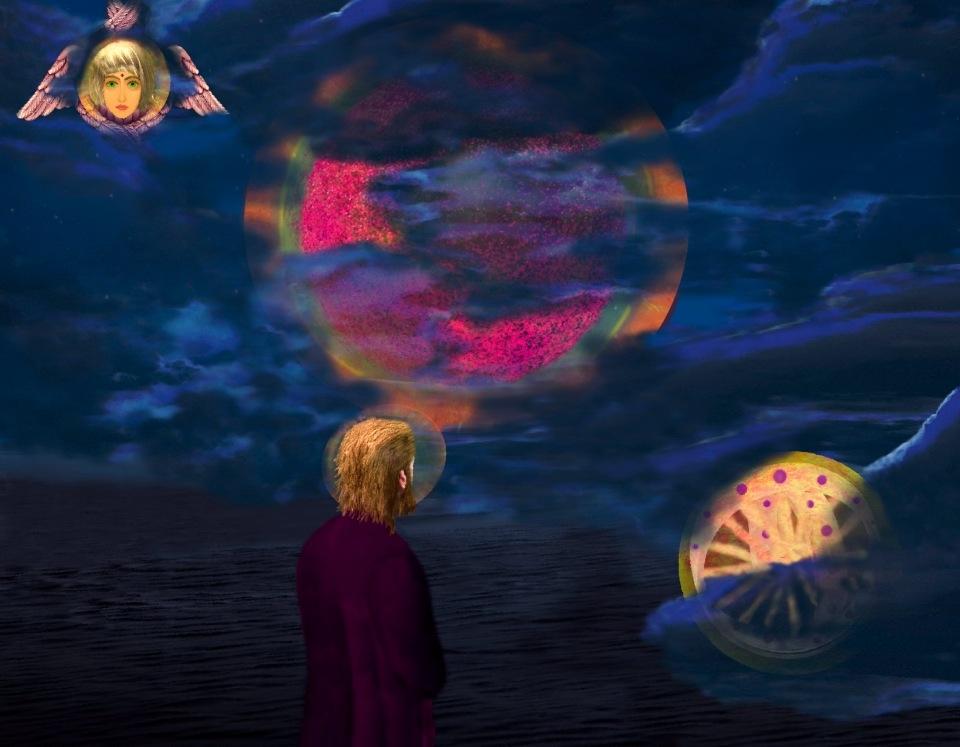 НЛОнавты - это Боги древности. НЛО в Библии, Махабхарате и других текстах.