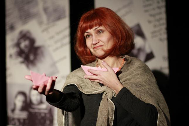 В день 125-летия Марины Цветаевой пройдет спектакль  «Душа, родившаяся где-то...»