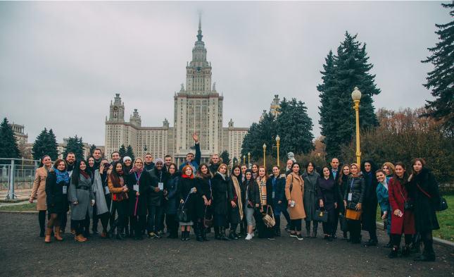 Делегаты «Нового поколения» оценили туристический потенциал России