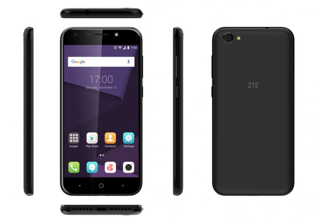 Новая модель ZTE Blade A6 Lite с мощным аккумулятором ёмкостью 5000 мАч выходит на российский рынок