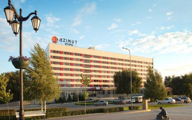 AZIMUT Отель Астрахань приглашает на мультиигровой вечер «Взрослые дети»