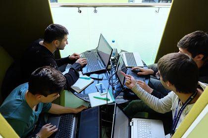 Делегаты «Нового поколения» изучили проблемы цифровой медицины