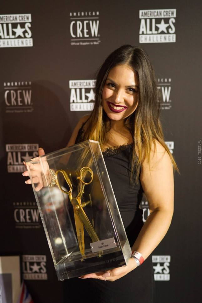 American Crew  объявила  имя победителя международного конкурса All-Star Challenge 2015-2016