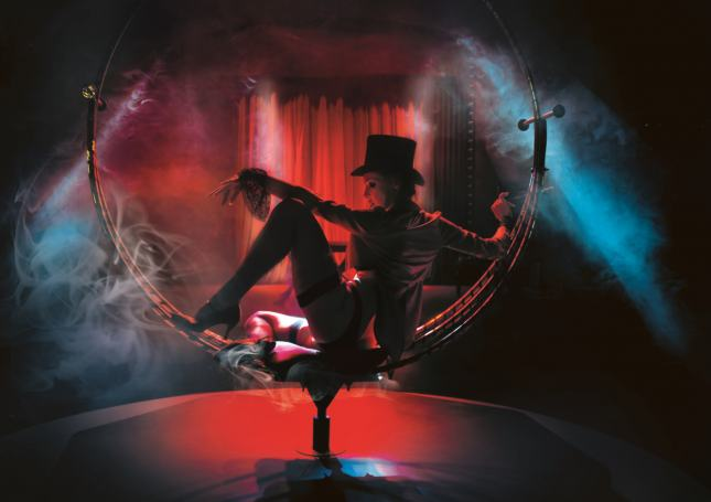 The Ball Room: Show TABOO - финальная премьера сезона