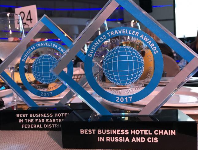 AZIMUT Hotels подтвердила звание лучшей сети отелей в России и СНГ