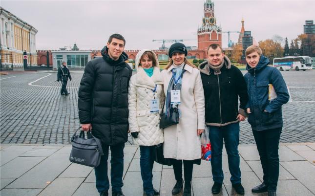 Делегаты «Нового поколения» из Беларуси и Украины укрепляют отношения с  Россией