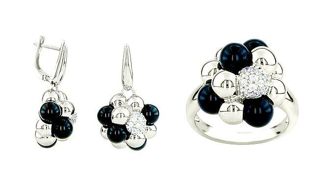 Ювелирный Дом VALTERA представляет весенне-летнюю коллекцию серебра.