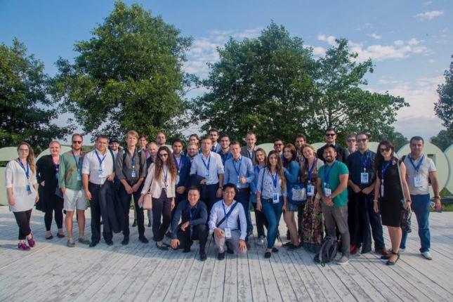 Молодые активисты из Европы и Азии в своих странах будут популяризировать туризм в Россию