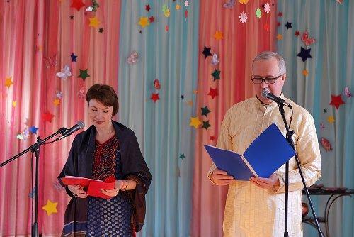 Индийский фестиваль весны в центре «Шри Пракаш Дхам»