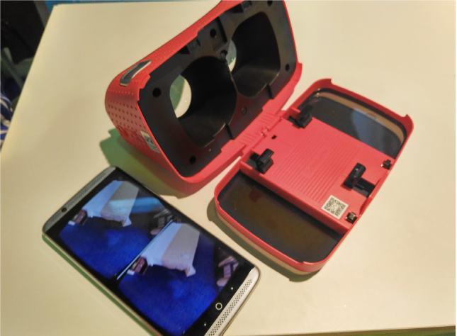 ZTE и Homido продвигают технологию виртуальной реальности  Daydream