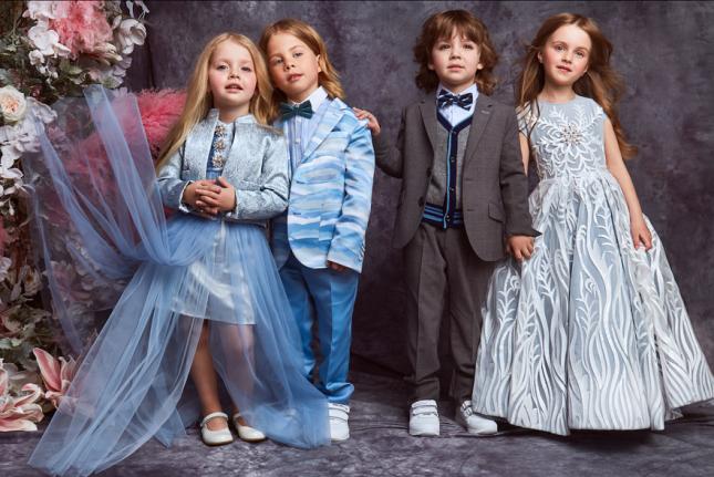 Лукбук премьерной коллекции Valentin Yudashkin Kids