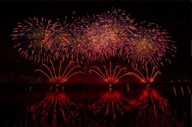Международный фестиваль фейерверков «Ростех» станет территорией добрых дел.