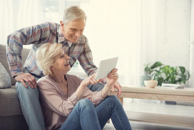 Сервис Puzzle English обучит английскому языку российских пенсионеров