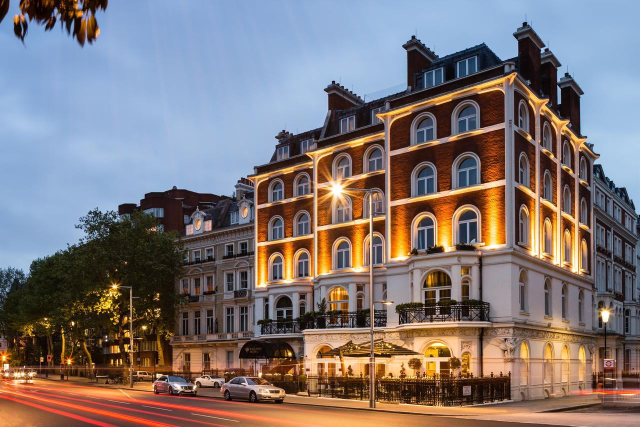 Baglioni Hotel London: ITALY AT ITS FINES