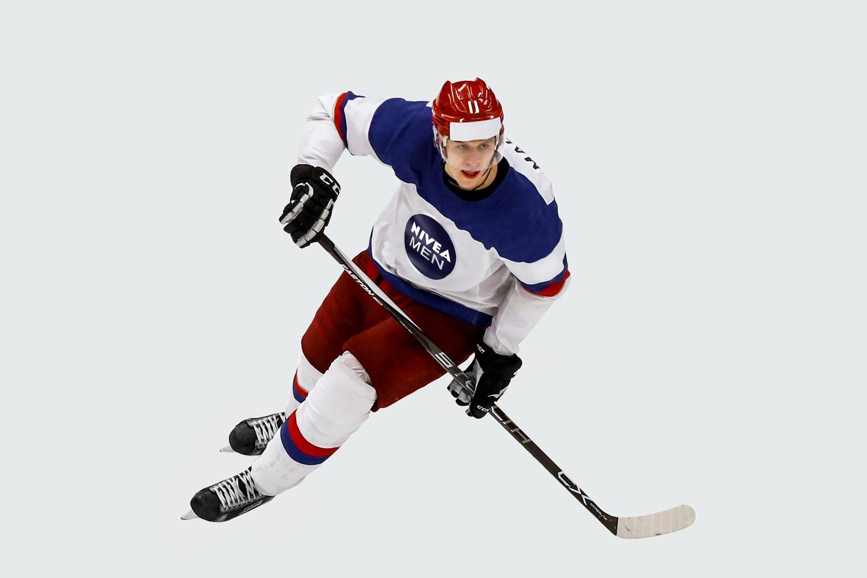 Хоккеист Евгений Малкин совместно с NIVEA MEN установит мировой рекорд Гиннесса!