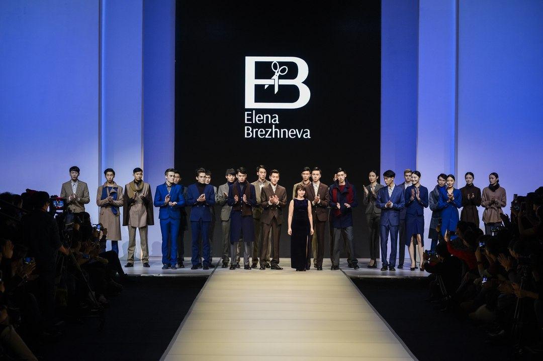Елена Брежнева представит капсульную мужскую коллекцию осень-  зима 2018/19