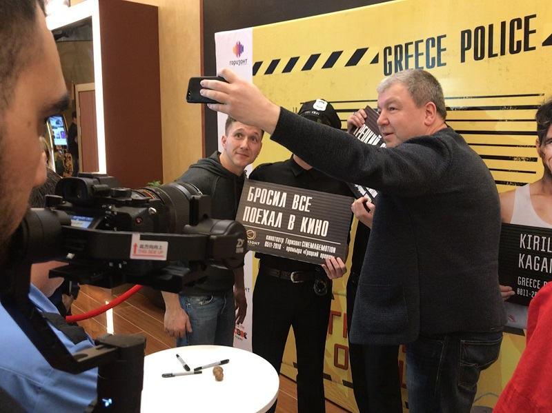 «Все говорят, а я делаю!» - благодаря таланту продюсера, крепкий орешек Александр Робак шагнул с экрана в мир киноиндустрии