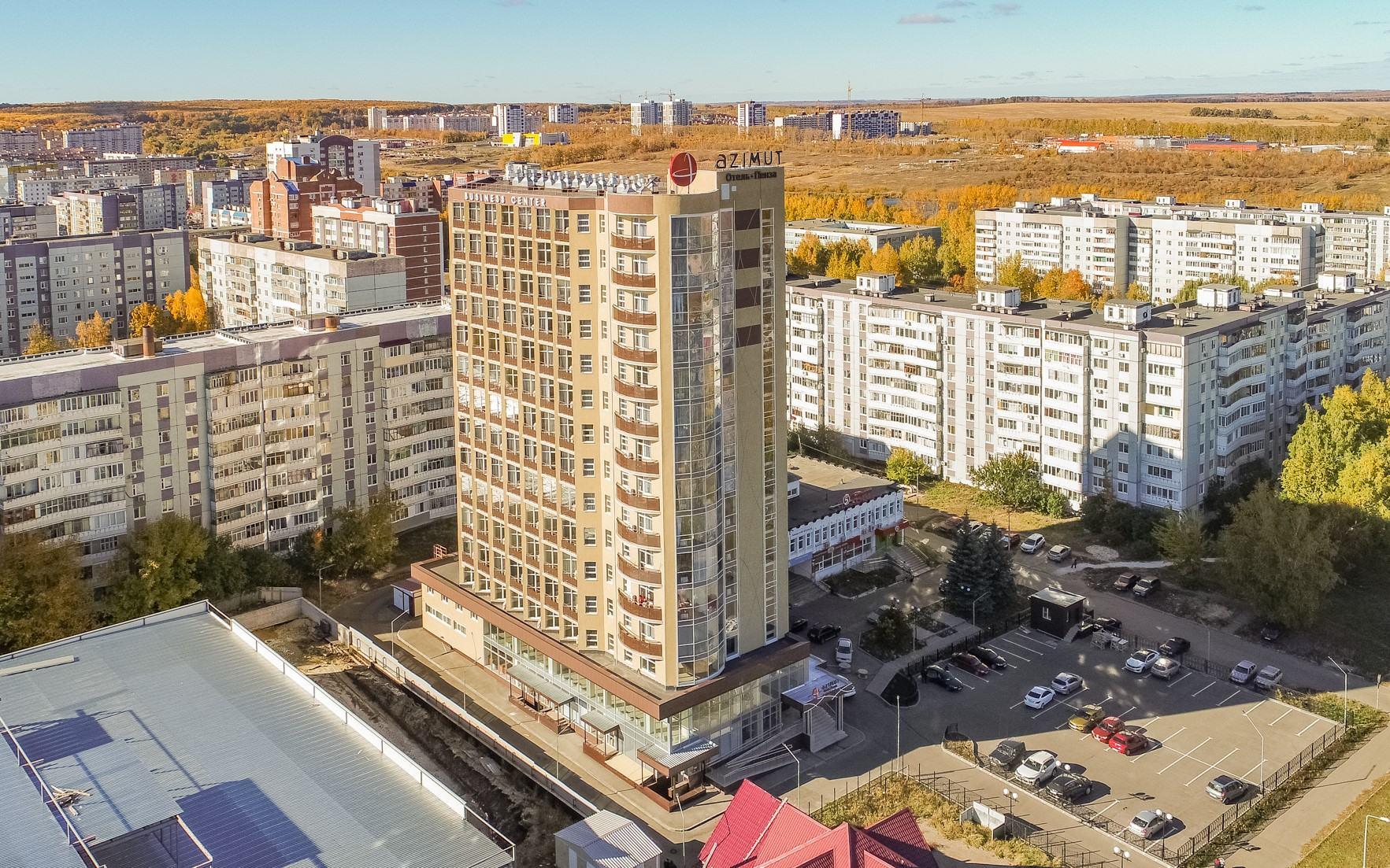 AZIMUT Hotels открывает отель в Пензе