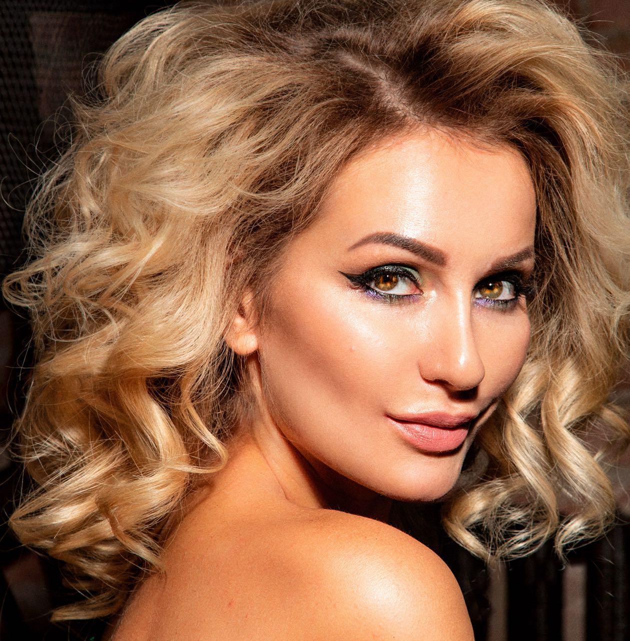 Мисс Белорусь стала новой ведущей на НТВ.