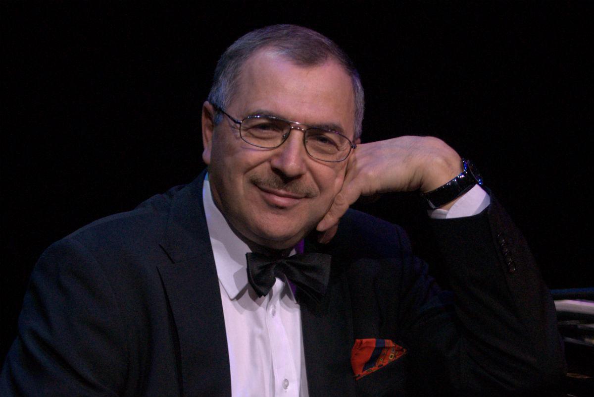 Встреча-концерт с Григорием Файном