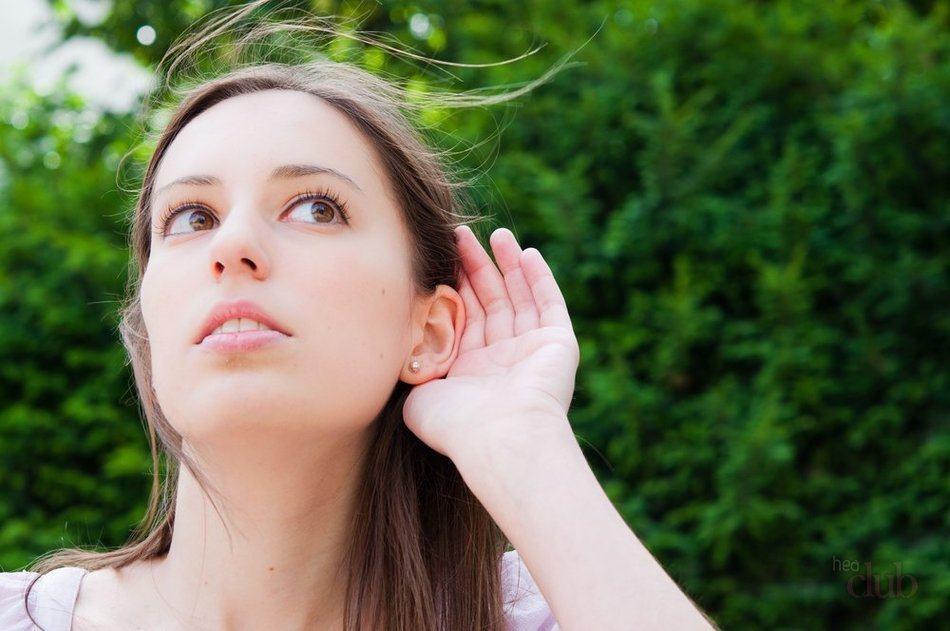 Возрастная потеря слуха