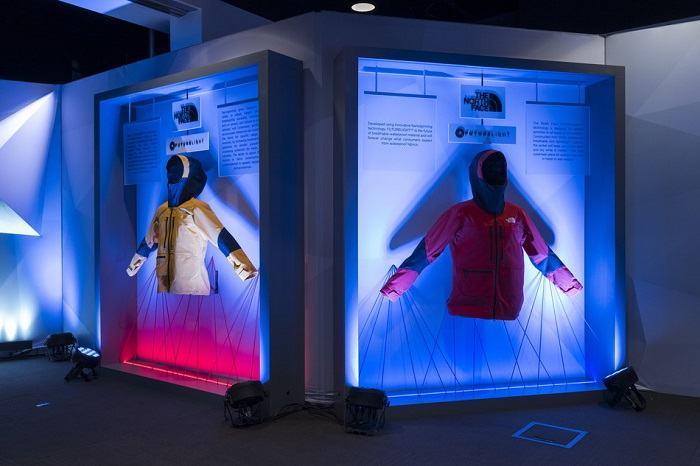 Компания The North Face представляет материал FUTURELIGHT™, самую передовую технологию дышащего водонепроницаемого материала