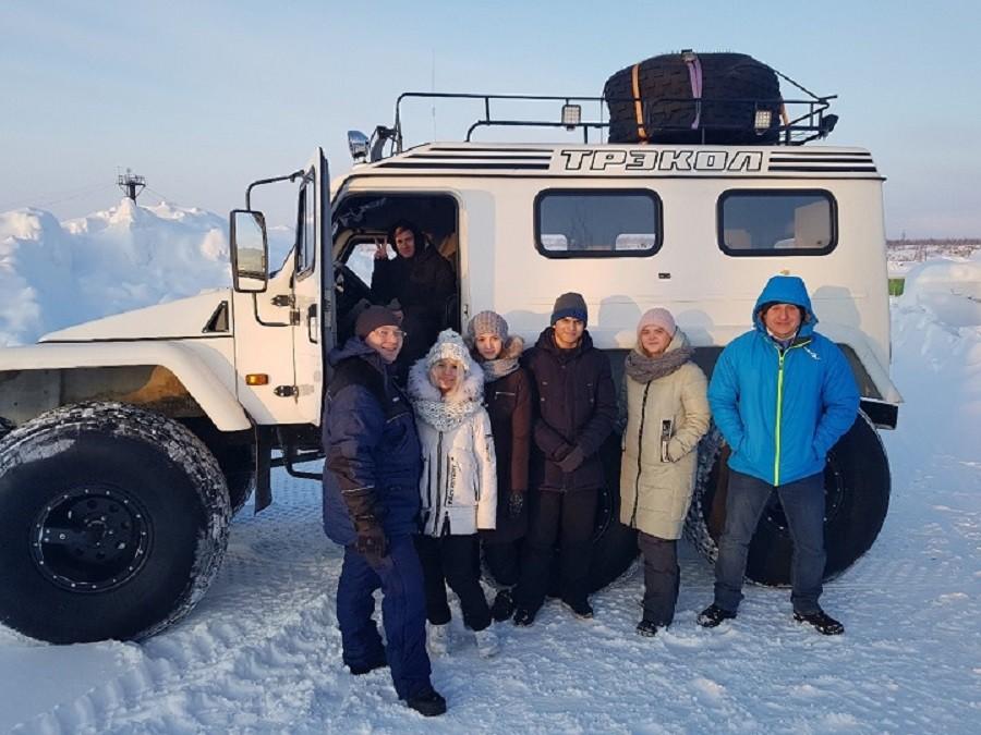 """Воспитанники фонда """"Полярный лис"""" активно осваивают военную подготовку по программе Арктических войск"""