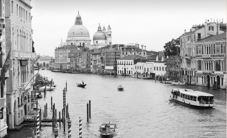 Экскурсия на настоящей венецианской лодке, эксклюзивно для гостей отеля Baglioni Hotel Luna.