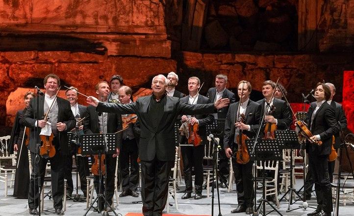 Первый Турецко-русский фестиваль классической музыки  завершился концертом «Пьяццолла-гала»