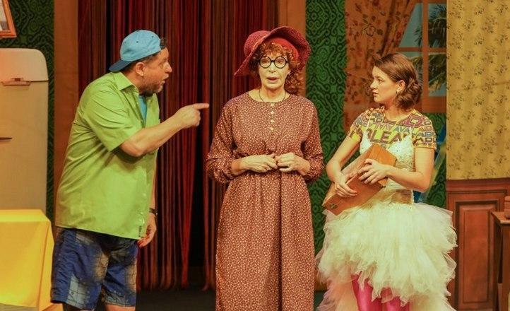 Звездные актеры объединились в театре «Миллениум»