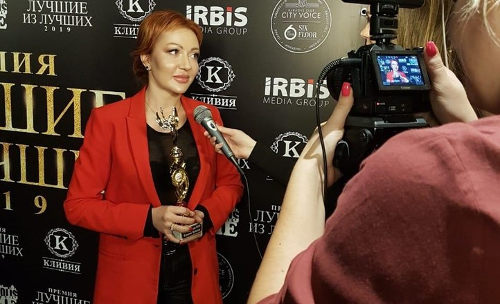 Наталья Копнева признана Лучшим тарологом года