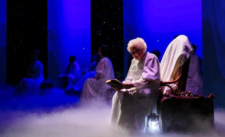 Премьера спектакля «Чехов навсегда» от финалистов театрального фестиваля «Серебряная астра»