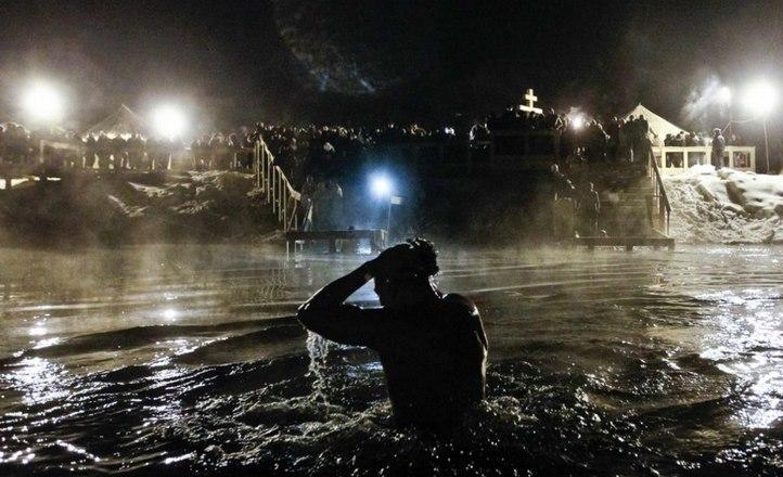 Галина Янко о традициях Крещенских Купаний