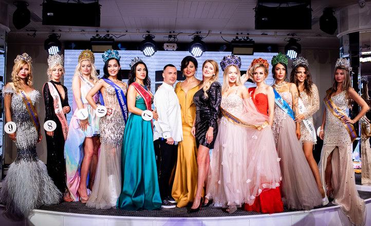 В Москве прошел юбилейный сезон проекта «Мисс Федерация»