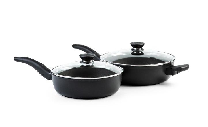 Новые сковороды iCook™: ЗОЖигательный вкус ваших блюд