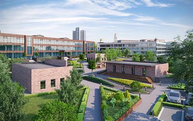 Компания «Абсолют Страхование» арендовала офисное здание в Деловом квартале  «Симоновский»