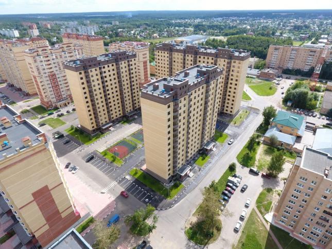 ЮИТ Московский регион объявляет о завершении строительства жилого комплекса «Европейский»